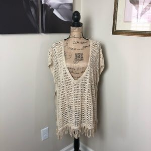Sweet and Sinful Crotchet Tunic